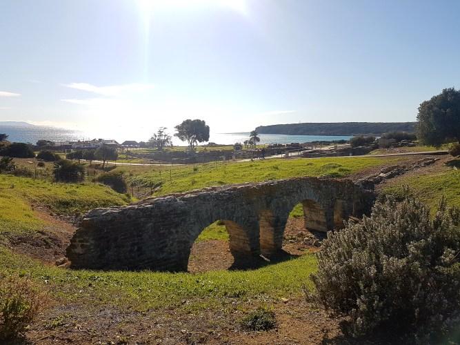 Baelo Claudia aquaduct