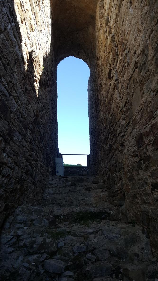 Baelo Claudia theatre passage
