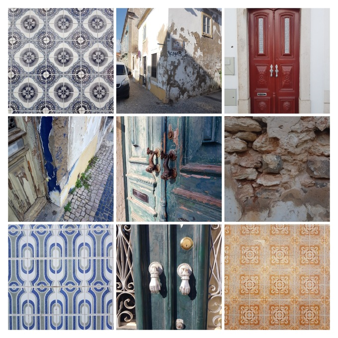 Tiles and obsolescence in Tavira
