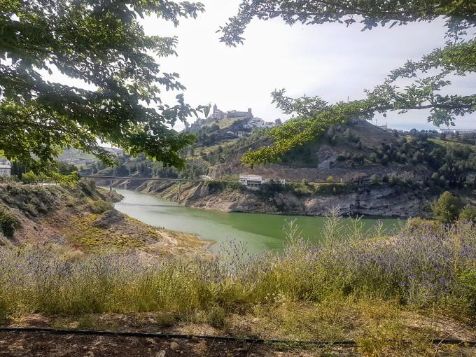 view of Iznajar
