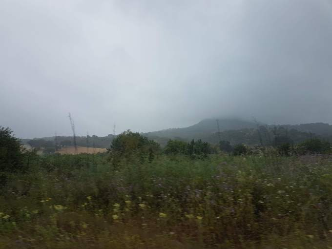 drive to Grazalema