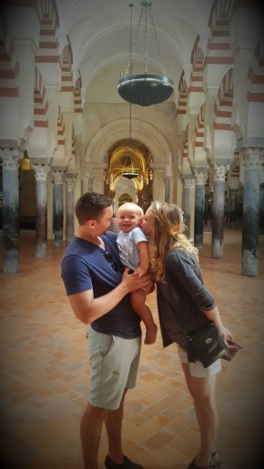 family kiss cordoba