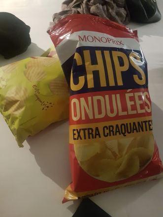 Monoprix brand chips